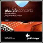 Galli GT780 Baritone Ukulele Black Fluro Carbon 22 30 Uke Strings