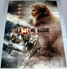 THE 5TH WAVE Chlo Grace Moretz Sci fi Nick Robinson LARGE French POSTER
