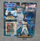 SEATTLE MARINERS ALEX RODRIGUEZ MLB STARTING LINEUP 2000 EXTENDED SERIES
