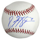 Nationals Bryce Harper Signed Authentic OML Baseball Autographed JSA #X75515