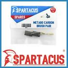 Spartacus SPB513 Carbon Brush Pair To Fit The Metabo Angle Grinder W8-115
