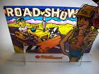 Williams ROAD SHOW Original 1994 NOS Pinball Machine 3-D Plastic Promo Display