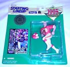 1995 Kenner Starting Lineup Joe Montana East Coast Convention Exclusive Figure