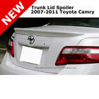 Toyota Camry 07 11 4Dr 4 Dr Trunk Spoiler Painted CLASSIC SILVER METALLIC 1F7