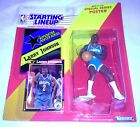 1992 Starting Lineup Figure SLU Larry Johnson NBA Charlotte Hornets