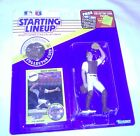 1991 Kenner Starting Lineup SLU Figure Benito Santiago San Diego Padres W/Coin!