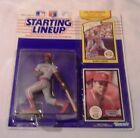 1990 Kenner Starting Lineup SLU MLB Figure Barry Larkin Cincinnati Reds