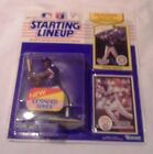 1990 Kenner Starting Lineup SLU MLB Figure Jerome Walton Chicago Cubs Rookie