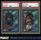 Lot(20) 1996 Finest Refractor w Coating Allen Nash Iverson ROOKIE, PSA (PWCC)