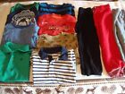 Lot of 10 toddler boys mixed clothing sIze 5 5T Shirts pants