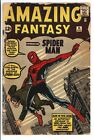 Amazing Fantasy 15 Really Nice Low Grade 1st Appearance of Spider Man 1962