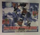 2003 Upper Deck First Pitch Factory Sealed Baseball Hobby Box 36 Pack