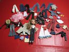 BRATZ DOLL, CLOTHES MIXED LOT VERY GOOD PLUS CONDITION #4