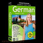 Instant Immersion GERMAN 1 2 3 Software  Book What Rosetta Stone Wont Tell You