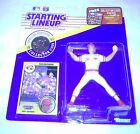 1991 Starting Lineup Figure SLU MLB Tom Browning Cincinnati Reds w/Coin RARE