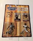 1989 Starting Lineup Figure Baseball Greats SF Giants Willie McCovey/Willie Mays