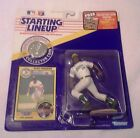 1991 Starting Lineup Figure SLU MLB Rickey Henderson Oakland Athletics As w/Coin