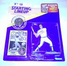 1991 Starting Lineup Figure SLU MLB Jose Canseco Oakland Athletics A's w/Coin