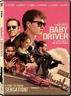Baby Driver DVD 2017 Action Crime NOW SHIPPING