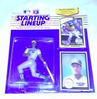 1990 Kenner Starting Lineup Figure SLU MLB Rickey Henderson Oakland A's Rookie