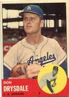 Don Drysdale Cards and Autographed Memorabilia Guide 17