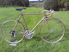 racing bike falcon vintage road racer cycle shimano clements