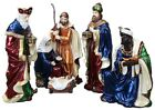 48 Outdoor Nativity Set With Holy Family And 3 Wise Men Kings For Church