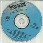 STEVE STONE Faces in the Rain RARE 1990 USA PROMO Radio DJ CD single MINT