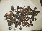 Lg Lot of Vintage Assorted Sizes  Styles of Casters