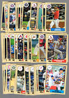 2017 TOPPS UPDATE SERIES 1987 ROOKIES TRADED INSERT COMPLETE YOUR SET YOU PICK