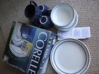 Corning Corelle CLASSIC CAFE BLUE 16 piece set NEW