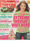 WOMANS WORLD MAY 2011 EXTREME WEIGHT WATCHERS BROWNIES MORE CASH BEAUTY V8