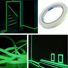 Self adhesive Luminous Tape Glow In The Dark Stage Safety Warning Tape Decors