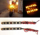 2X Universal LED Light Strip Tail Trailer Brake Stop Turn Signal Lamp For KYMCO