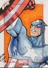 2016 Upper Deck Captain America 75th Anniversary Trading Cards 20