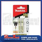 Makita B-28232 T15 x 50mm Impact Gold Torsion Screwdriver Bit Pack of 2