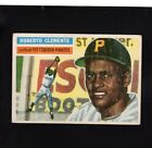 5691* 1956 Topps # 33 Roberto Clemente WB VG