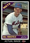 1966 Topps #443 Bill Wakefield Mets NM
