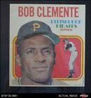 1970 Topps Poster #21 Roberto Clemente Pirates NM