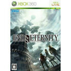 End of Eternity Design  X Box 360 Japan  XBox 360