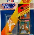 Roger Clemens Boston Red Sox Starting Lineup MLB Action Figure NIB NIP Kenner