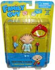 GRIFFIN Figure Action STEWIE Bed Time 2 13 16in MEZCO Family Guy NEW Figures NEW
