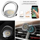 Smart Phone Universal Magnetic Holder Car Mount 360 Finger Ring Desk Bracket US