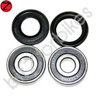 Wheel Bearing and Seal Kit Front Kawasaki GPZ 400 A 1985