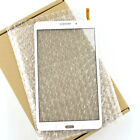 White Glass Touch Screen Digitizer Lens For Samsung Galaxy Tab 4 T330 T337 8.0