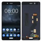 Complete Lcd Display Touch Screen Glass Digitizer Assembly For Nokia N8 Black