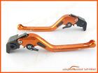 KTM 950 Supermoto 2007 - 2008 Long Adjustable Carbon Fiber Brake Clutch Levers
