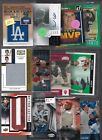 DEALER LOT 400+ 3 2 1 50 Game Jersey Auto 1970s 2000s Vintage Insert Rookie