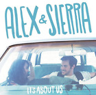 Alex  Sierra ItS About Us CD NEW