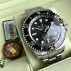 Rolex SEA DWELLER DEEPSEA 116660 Ceramic Mens 44mm Automatic Watch Box
